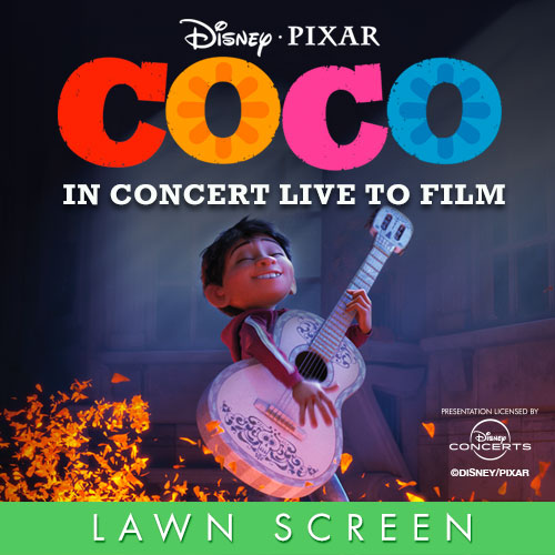 Ravinia Festival - Official Site | Coco: Film with Orchestra