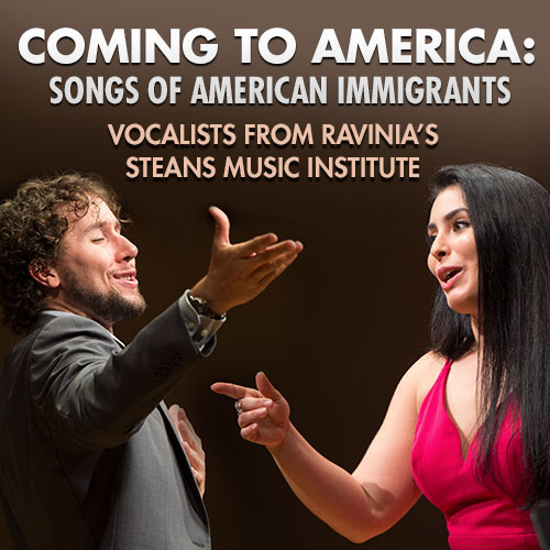 Coming to America: Songs of American Immigrants