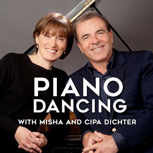 Piano Dancing with the Dichters