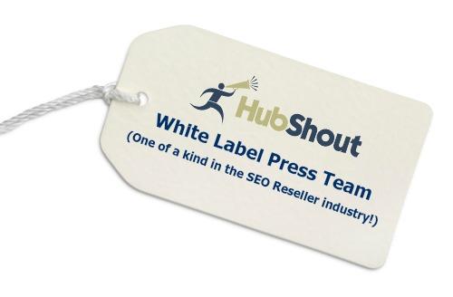white label press release