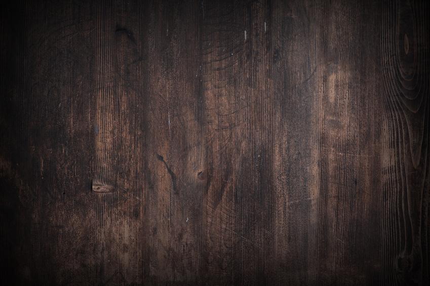 Wood plank wall paneling