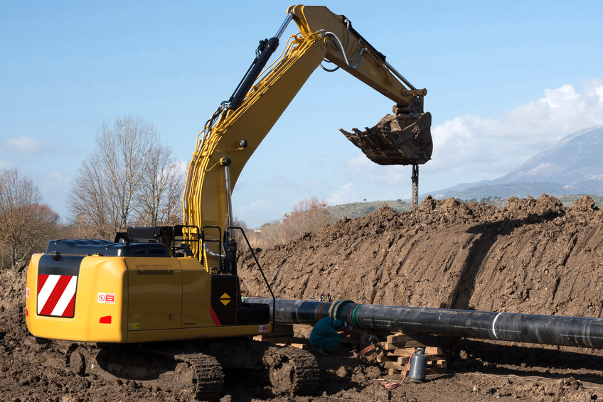 Excavation shoring methods