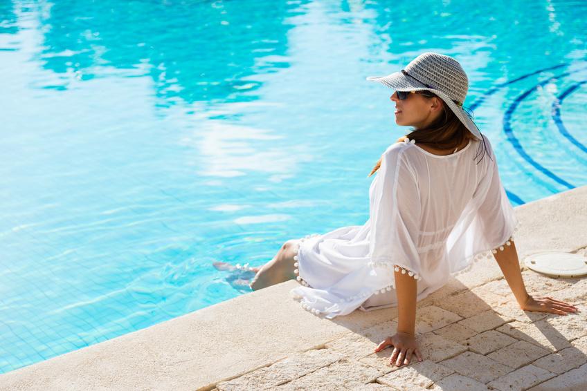 Salt water pool services