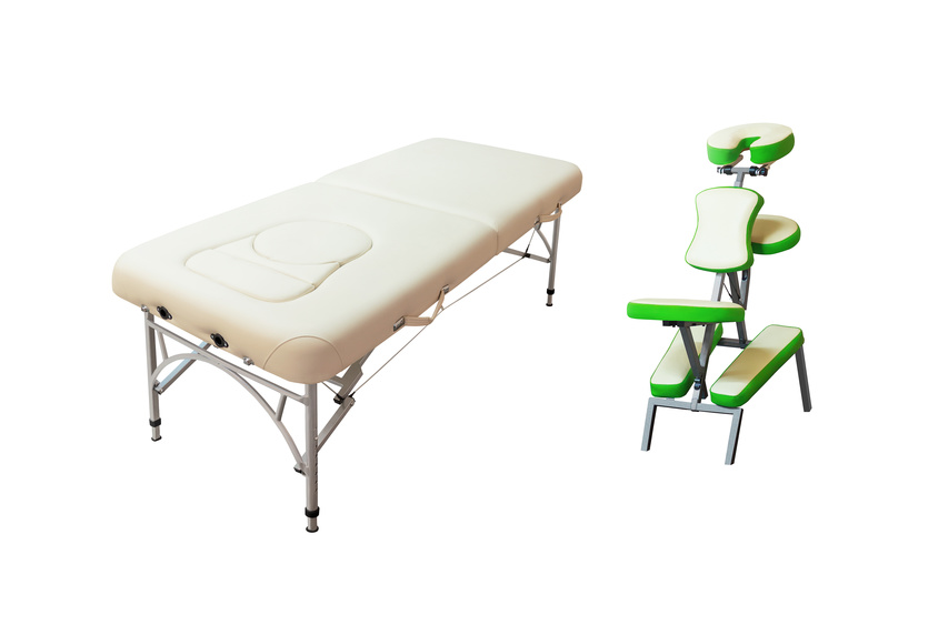 Types of spa equipment