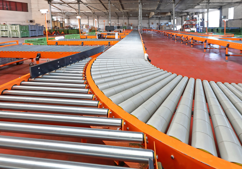 4 Common Conveyor Belt Problems Solved Using Composite Materials