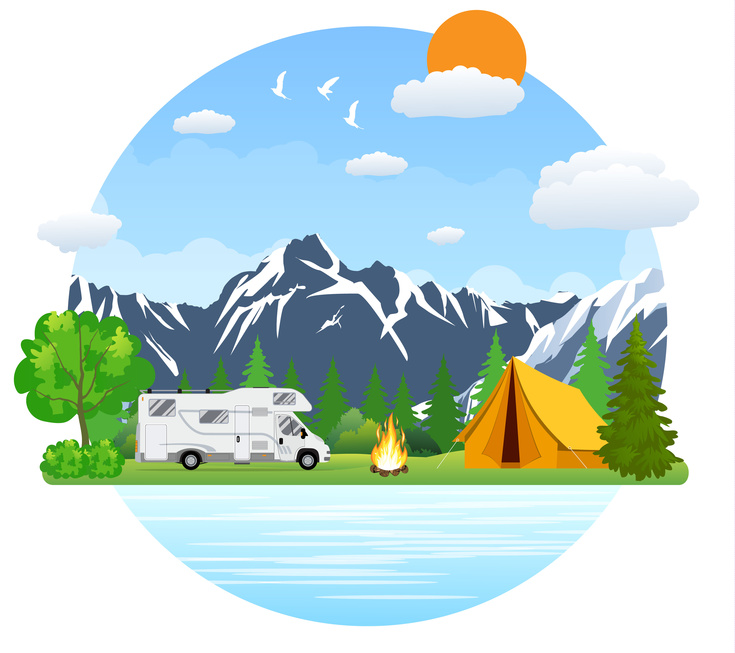 Campground business for sale
