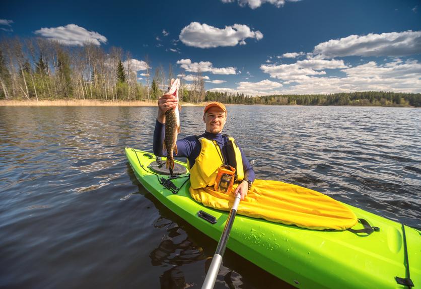 Kayaks sup