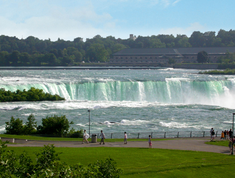 Niagara falls tours from new york