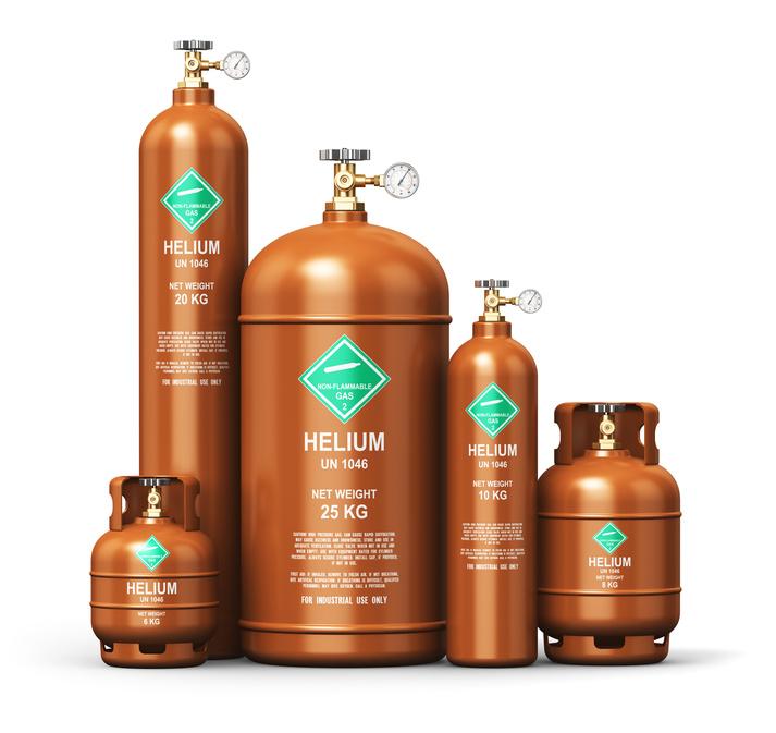 helium uses