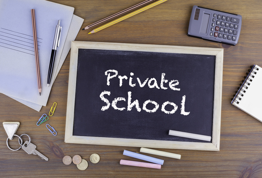 Advantages of private schools