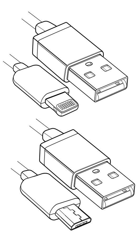 Usb 2.0 printer cable