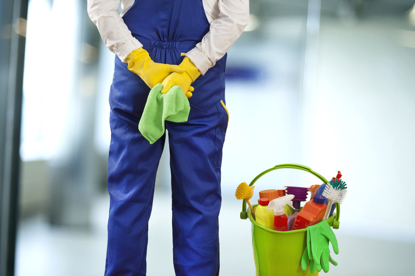 Professional cleaning services stanton va