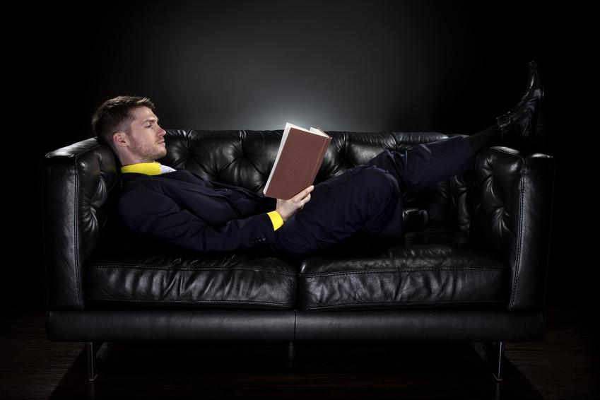 Luxury italian leather sofas