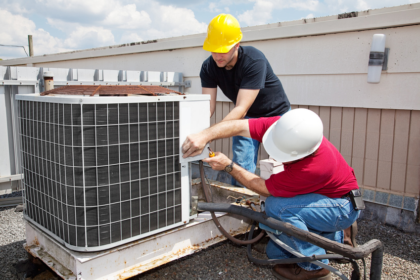 Commercial ac repair st. pete