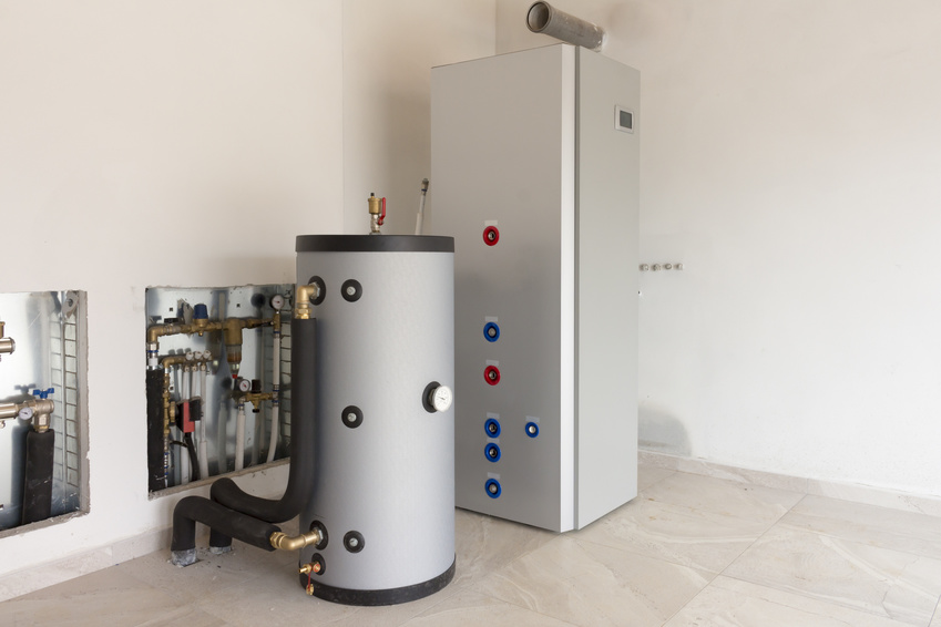 Faulty boiler