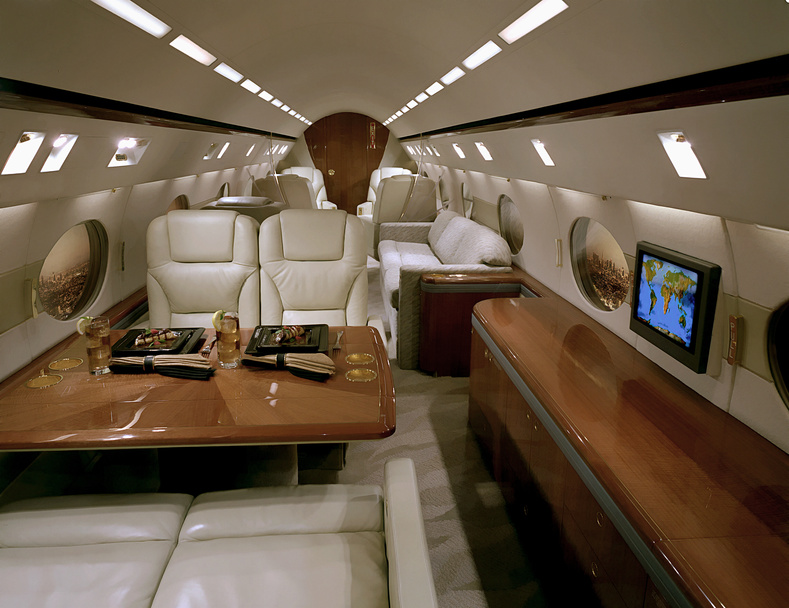 Private aircraft
