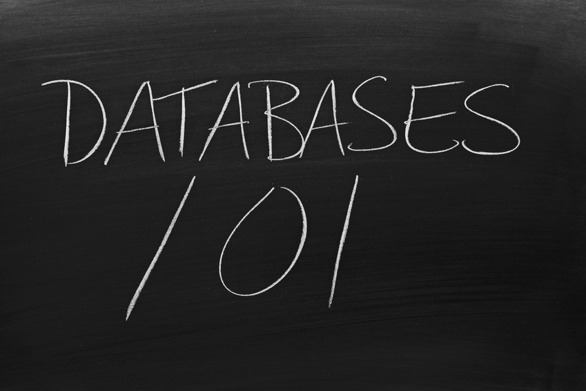 Database administration services