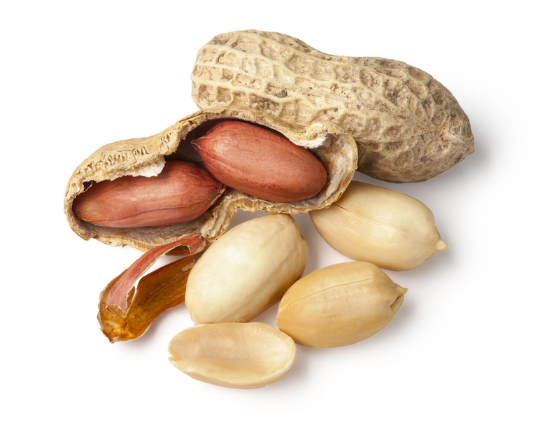 Health facts about peanuts