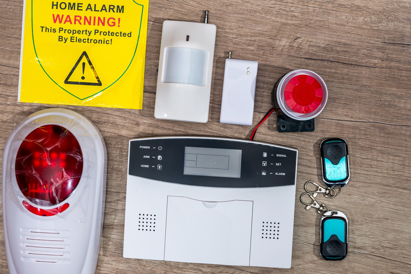Alarm systems harrisonburg va