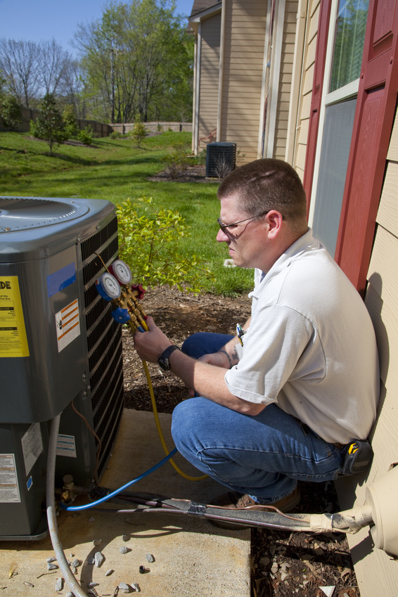 Heating and air conditioning contractors