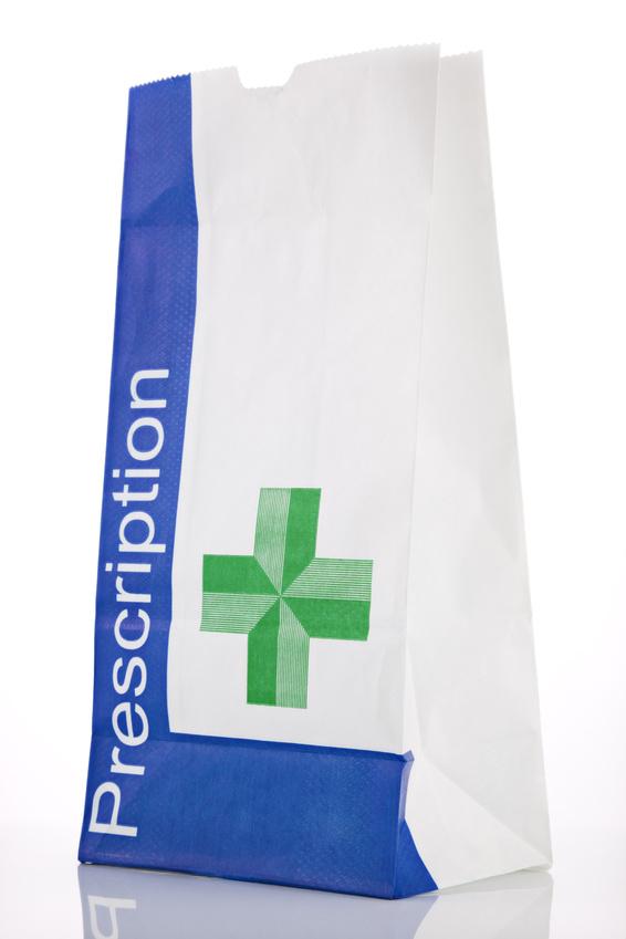 Personalized prescription pads