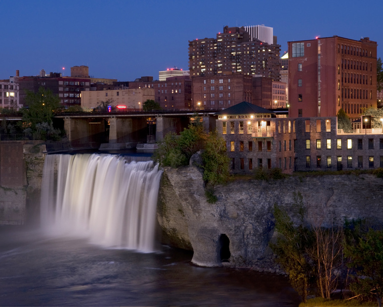 Rochester's High Falls Visitors Center Open Again