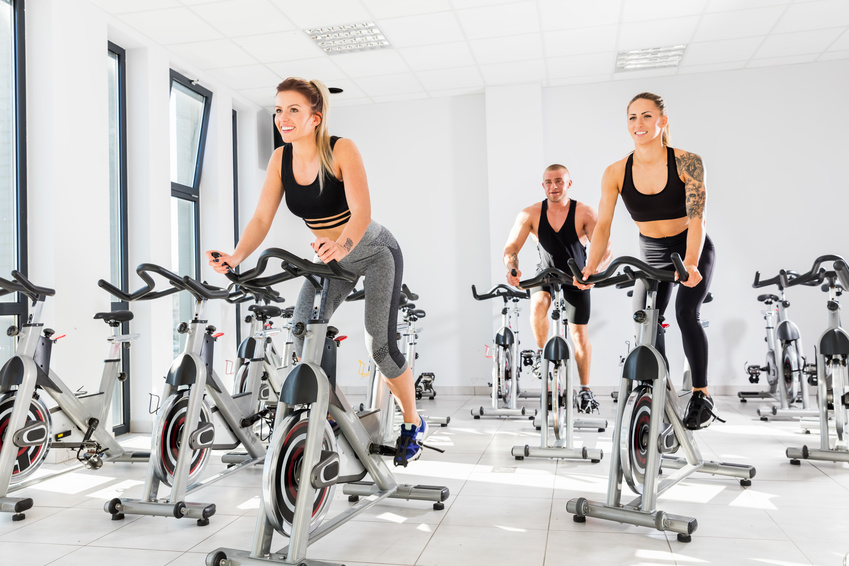 Indoor cycling classes in portland