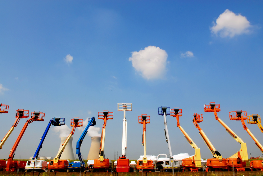What is an aerial lift