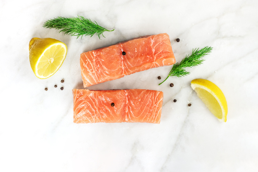 Types of salmon