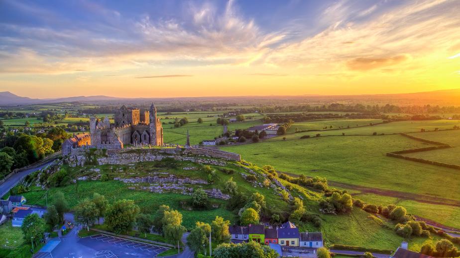 Castle tours in ireland