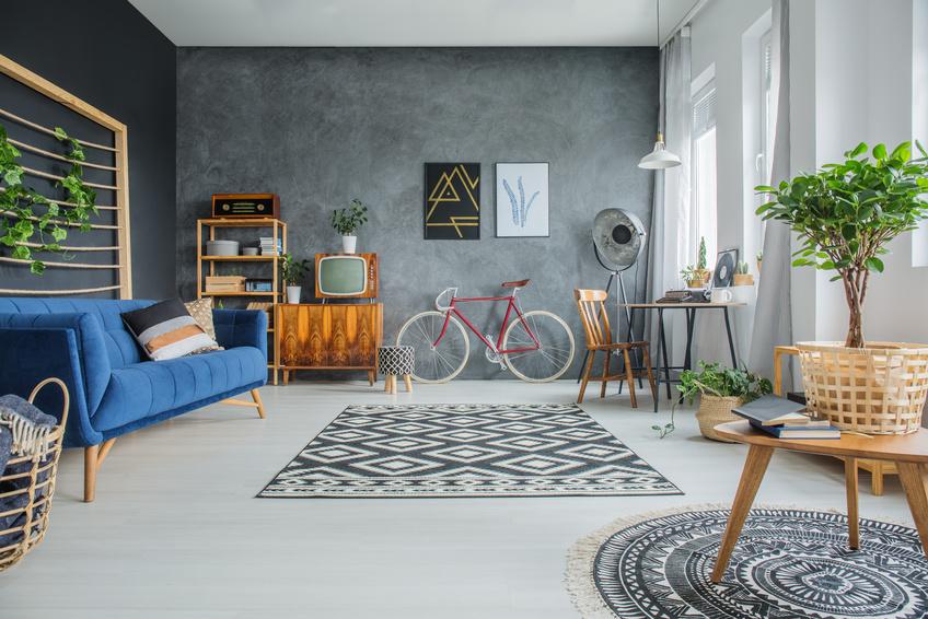 Rental property furniture