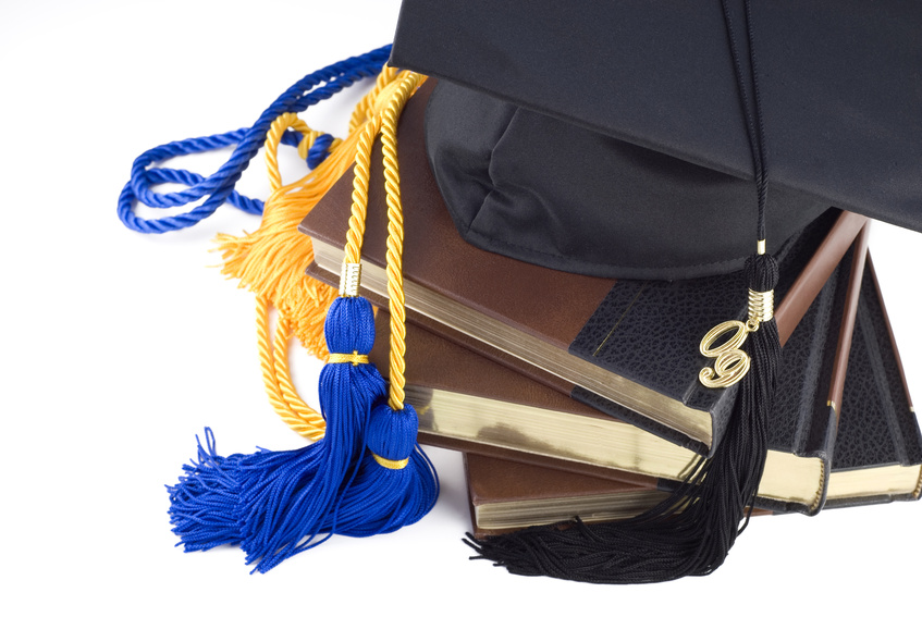 Honor society cords
