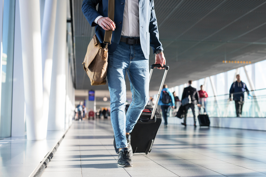 If you're about to travel for business, there are some things you need to know about making it easy.