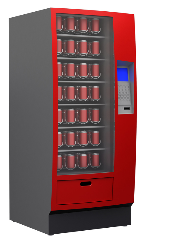Vending machines australia