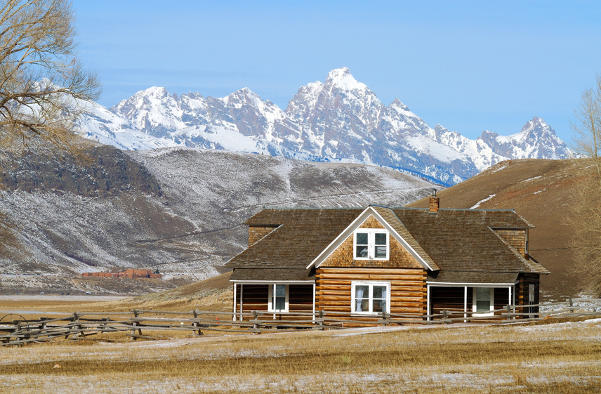 Jackson hole properties