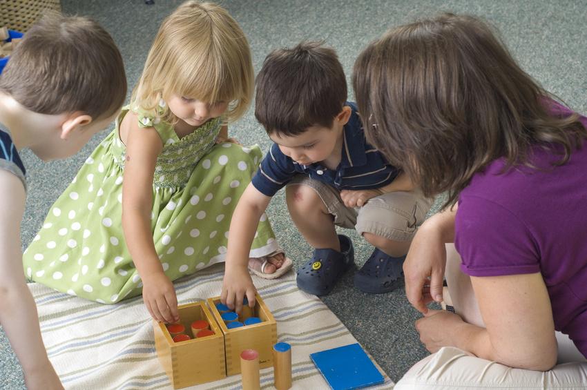 Potomac daycare