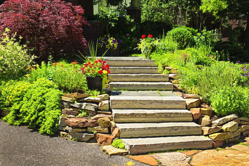 Greenville landscaping