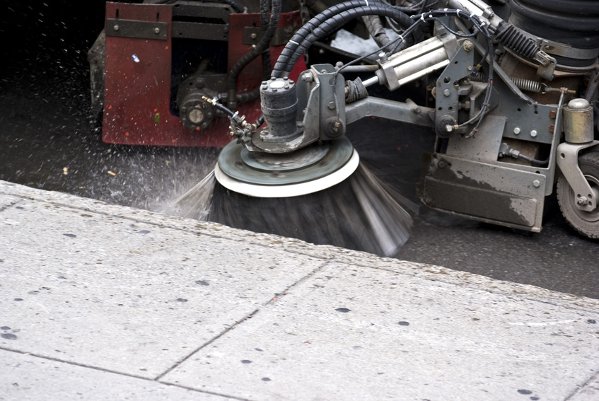 Maryland street sweeping