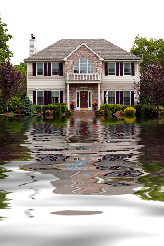 Houston water damage service