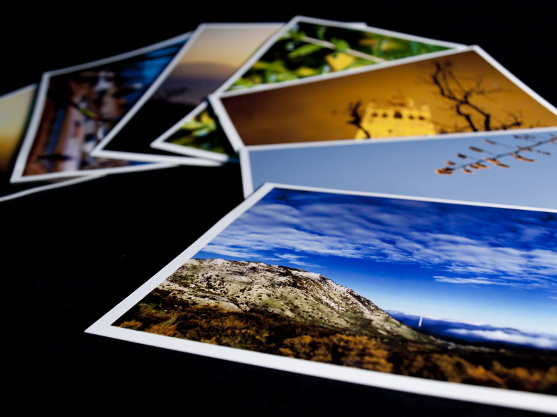 Photo greeting cards online