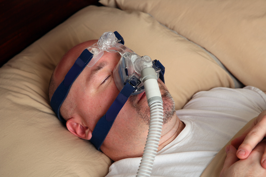 Pre-owned inventory of certified cpap and bipap