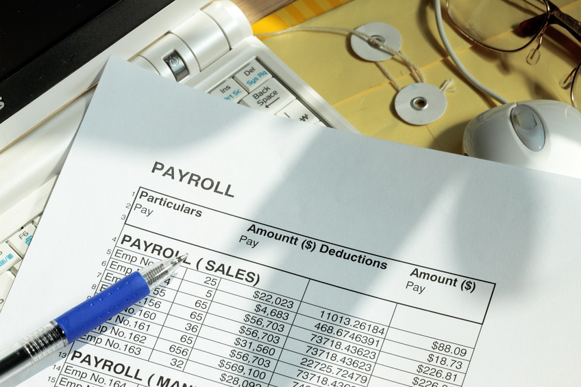 Payroll tax software