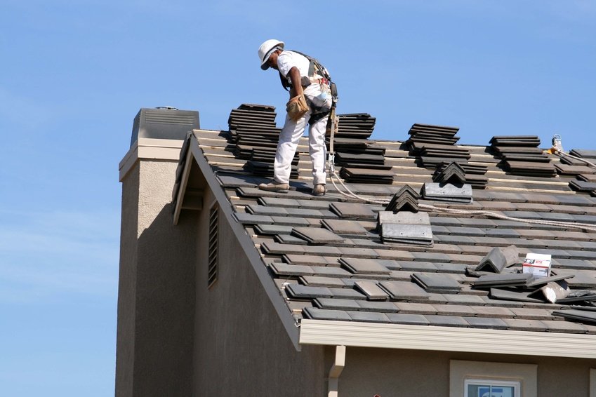 Residential roofer