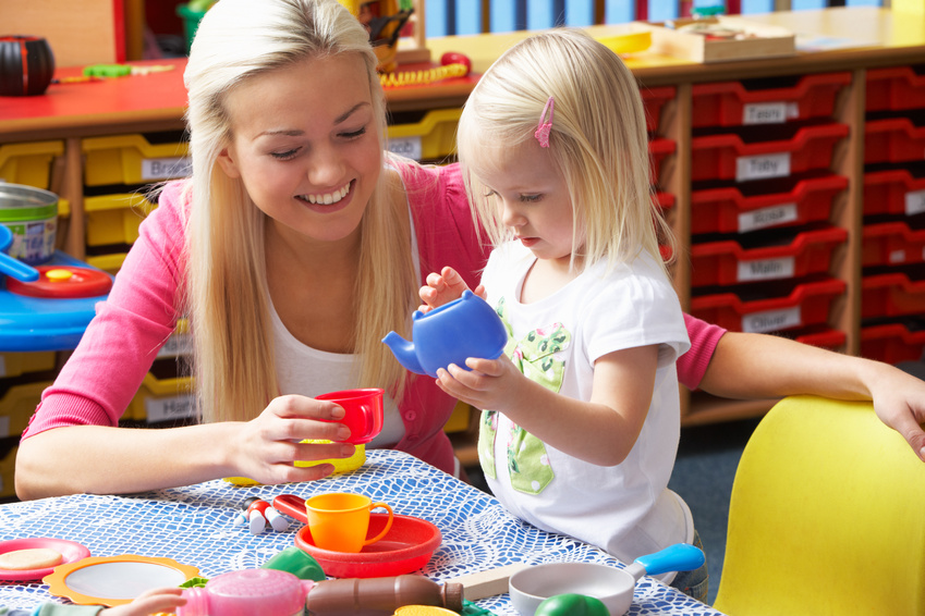 Corporate childcare solutions