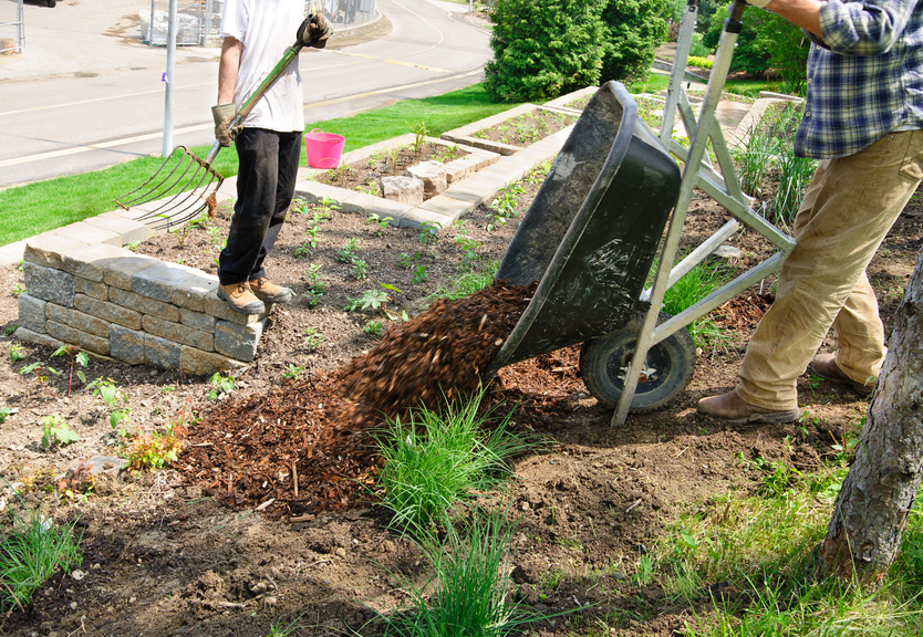 Garden landscaping supplies maryland