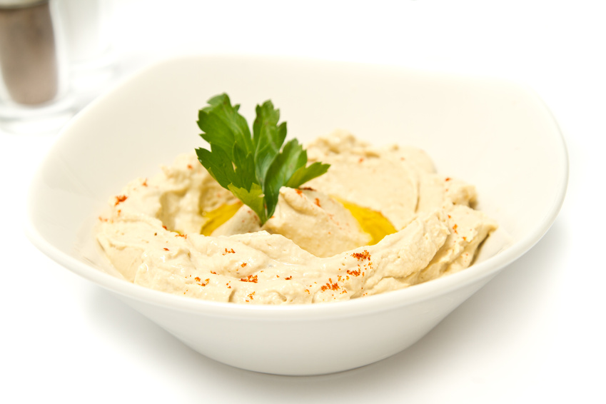 Recipes with hummus