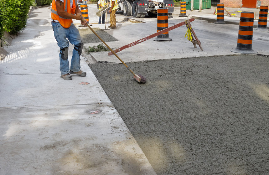 Philadelphia concrete