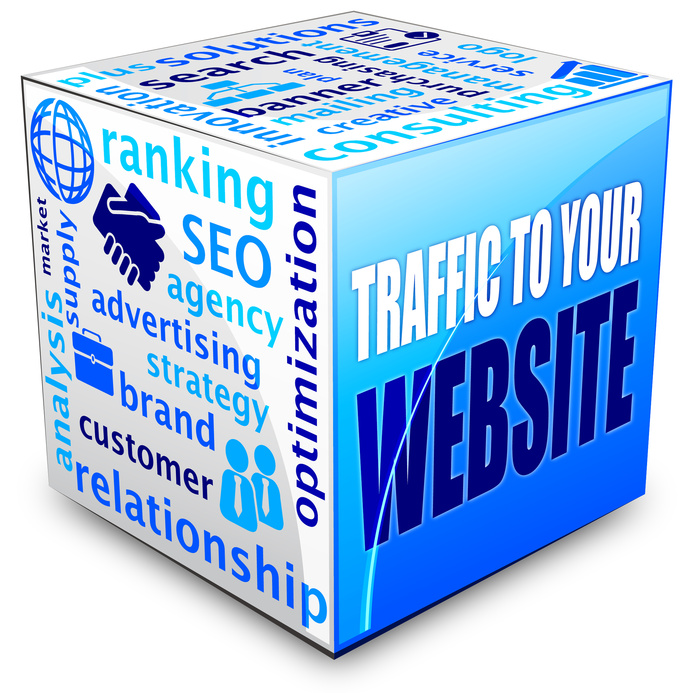 Website marketing company
