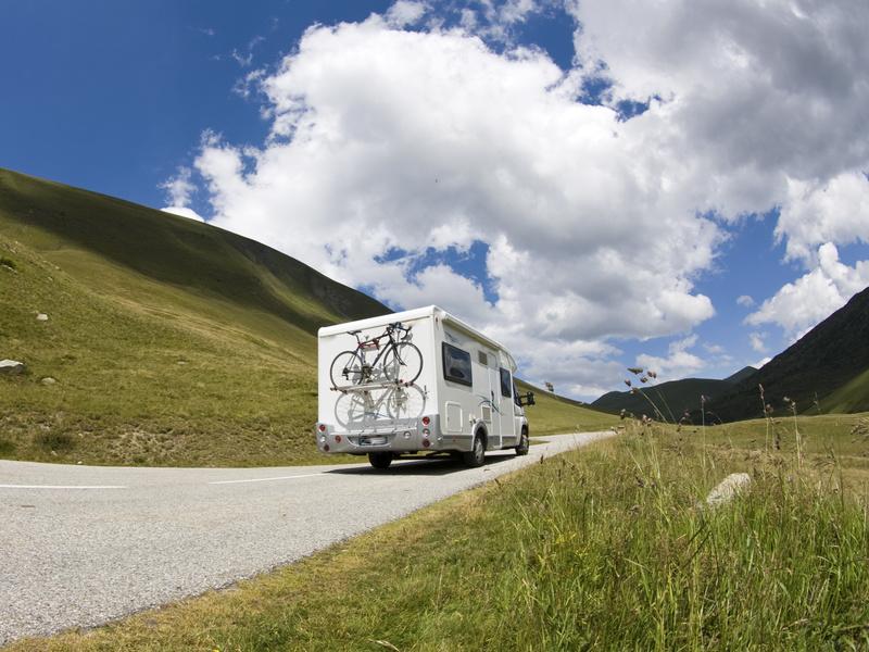 Rv rentals campland