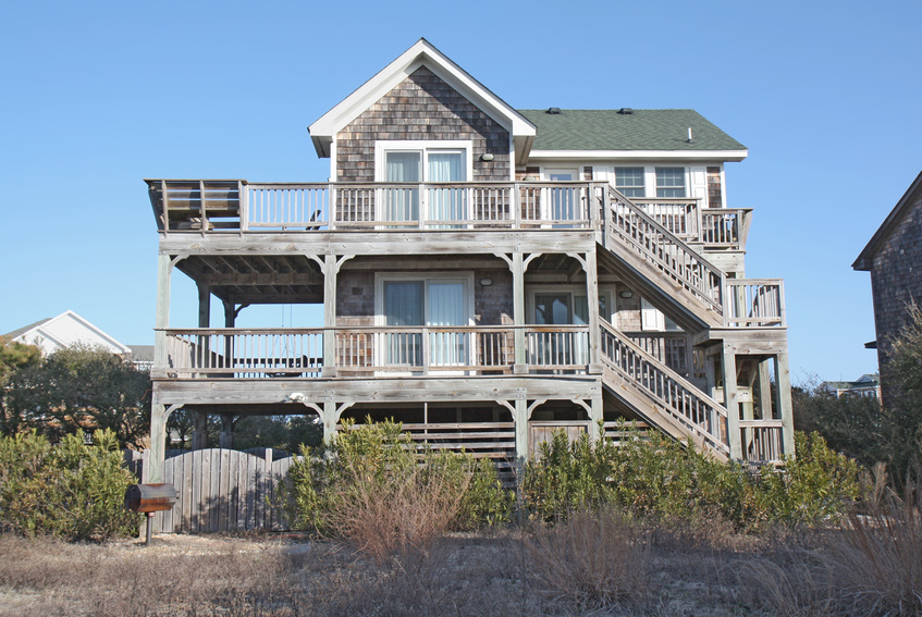 Beach rentals outer banks